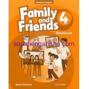 Family and Friends 4 Workbook American English