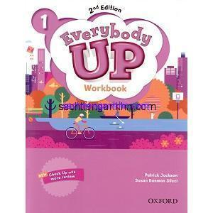 Everybody Up 1 Workbook 2nd Edition