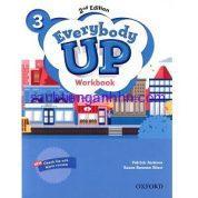 Everybody Up 3 2nd Edition Workbook