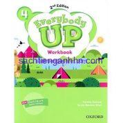 Everybody Up 4 2nd Edition Workbook