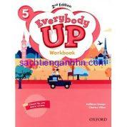 Everybody Up 5 2nd Edition Workbook
