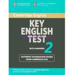 Cambridge Key English Test 2 (KET 2)