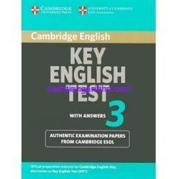 Cambridge Key English Test 3 (KET 3)