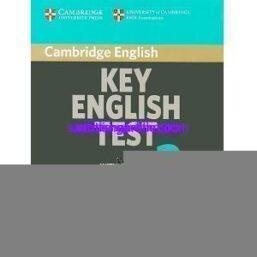 Cambridge Key English Test 3 (KET 3) pdf ebook