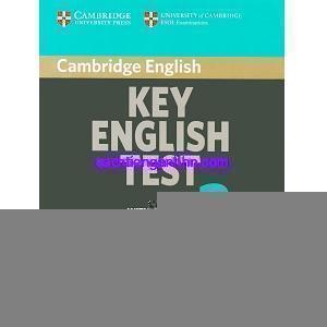 Cambridge Key English Test 3 (KET 3) pdf ebook