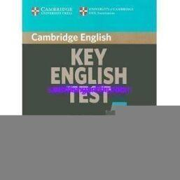 Cambridge Key English Test 5 (KET 5) pdf ebook