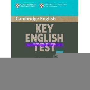 Cambridge Key English Test 5 (KET 5) pdf ebook