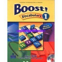 Boost! 1 Vocabulary Student Book Word Booster