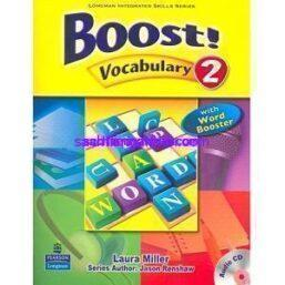 Boost! Vocabulary 2 Student Book