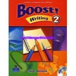 Boost! Writing 2 Student Book
