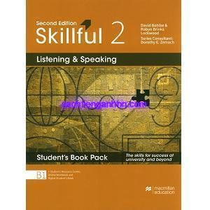 Skillful 2 Listening and Speaking Student's Book 2nd Edition