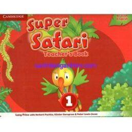 Super Safari British 1 Teacher Book
