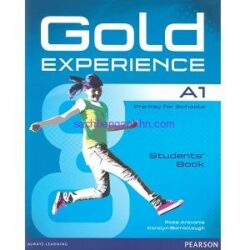 Gold Experience A1 Pre Key for School Student Book