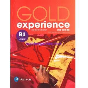 Gold Experience B1 Student Book 2ndEd