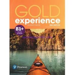 Gold Experience B1+ Student Book 2nd Edition