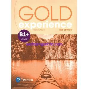 Gold Experience B1+ Workbook 2nd Edition