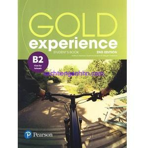 Gold Experience B2 Student Book 2nd Edition
