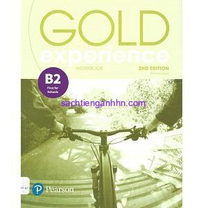 Gold Experience B2 Workbook 2nd Edition