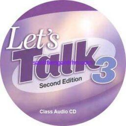 Let's-Talk-3-2nd-Ed-Class-Audio-CD