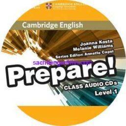 Prepare!-1-Class-Audio-CD