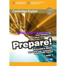 Prepare!-1-Teacher's-Book