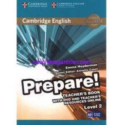 Prepare!-2-Teacher's-Book