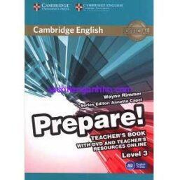 Prepare!-3-Teacher's-Book