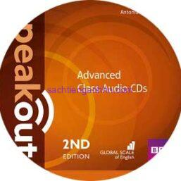 Speakout-2nd-Edition-Advanced-Class-Audio-CD