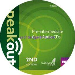 Speakout-2nd-Edition-Pre-Intermediate-Class-Audio-CD