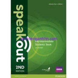 Speakout-2nd-Edition-Pre-Intermediate-Student's-Book