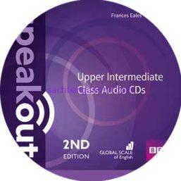 Speakout-2nd-Edition-Upper-Intermediate-Class-Audio-CD