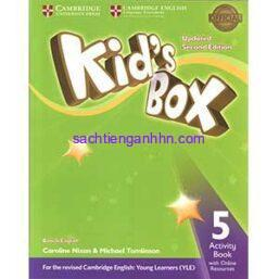 Kid's-Box-Updated-2nd-Edition-5-Activity-Book