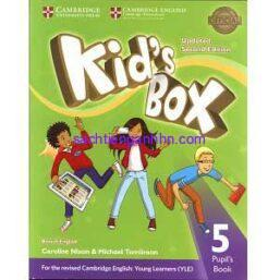 Kid's-Box-Updated-2nd-Edition-5-Pupil's-Book
