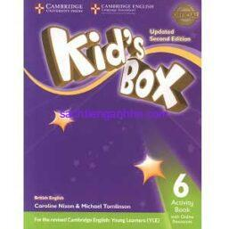 Kid's-Box-Updated-2nd-Edition-6-Activity-Book