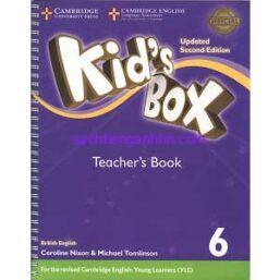 Kid's-Box-Updated-2nd-Edition-6-Teacher's-Book
